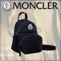 MONCLER Nylon Plain Backpacks