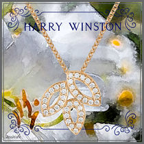 Harry Winston Casual Style Office Style Formal Style  Necklaces & Pendants
