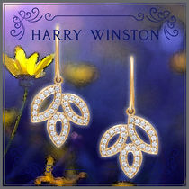 Harry Winston Costume Jewelry Casual Style Flower Tiaras Office Style