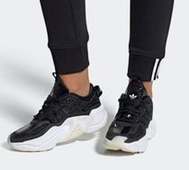 adidas MAGMUR Casual Style Street Style Low-Top Sneakers