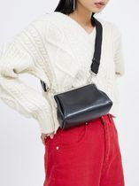 OPEN THE DOOR Street Style Plain Party Style Crossbody Shoulder Bags