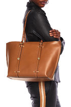 rag & bone Casual Style A4 Plain Leather Office Style Totes