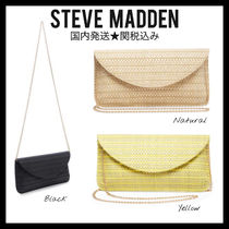 Steve Madden Casual Style Chain Plain Crossbody Shoulder Bags