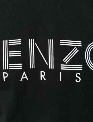 KENZO More T-Shirts Cotton Logo Designers T-Shirts 5