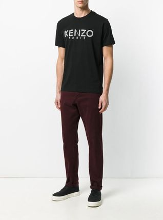 KENZO More T-Shirts Cotton Logo Designers T-Shirts 6