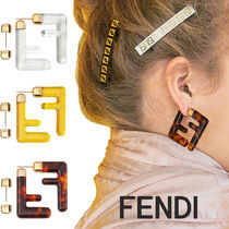 FENDI Costume Jewelry Earrings