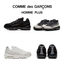 COMME des GARCONS Unisex Street Style Collaboration Sneakers