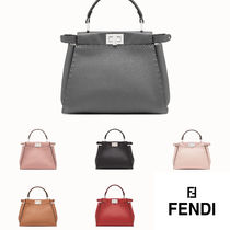 FENDI PEEKABOO Shoulder Bags