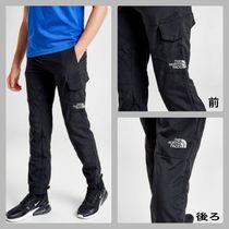 THE NORTH FACE Blended Fabrics Street Style Kids Boy Bottoms