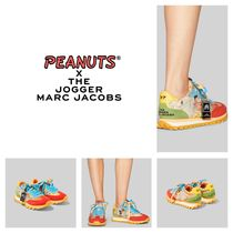 MARC JACOBS Collaboration Low-Top Sneakers