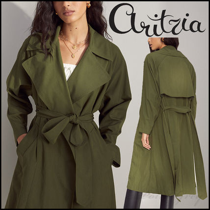 [Aritzia / Wilfred] Requiem Trench Coat