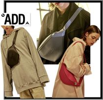 ADD SEOUL Casual Style Unisex Bags