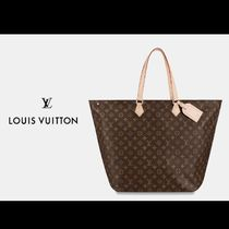 Louis Vuitton MONOGRAM Soft Type Carry-on Luggage & Travel Bags