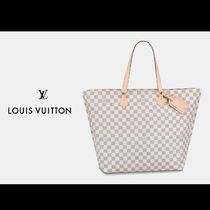 Louis Vuitton DAMIER AZUR Soft Type Carry-on Luggage & Travel Bags