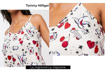 Tommy Hilfiger Heart Star Co-ord Logo Slips & Camisoles