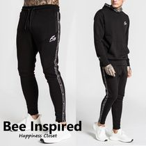 Bee Inspired Clothing Other Check Patterns Street Style Cotton Men Skinny Pants