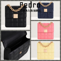 Pedro Casual Style 2WAY Elegant Style Shoulder Bags