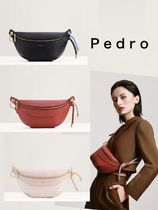 Pedro Casual Style Shoulder Bags