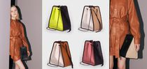 SAMO ONDOH Plain Handbags