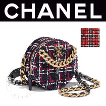 CHANEL MATELASSE Casual Style Street Style 2WAY Chain Handmade Shoulder Bags
