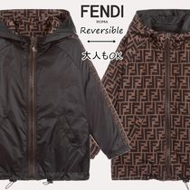 FENDI Unisex Petit Kids Girl Outerwear