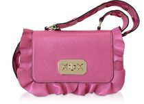 RED VALENTINO Leather Shoulder Bags