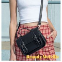 Brandy Melville Casual Style Shoulder Bags