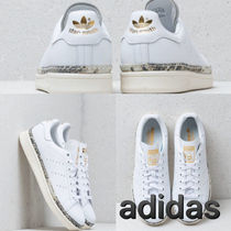 adidas STAN SMITH Casual Style Street Style Other Animal Patterns Office Style