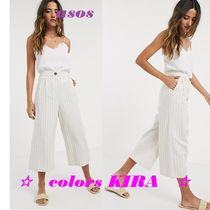 ASOS Stripes Culottes