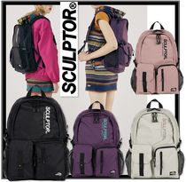 SCULPTOR Casual Style Street Style Backpacks