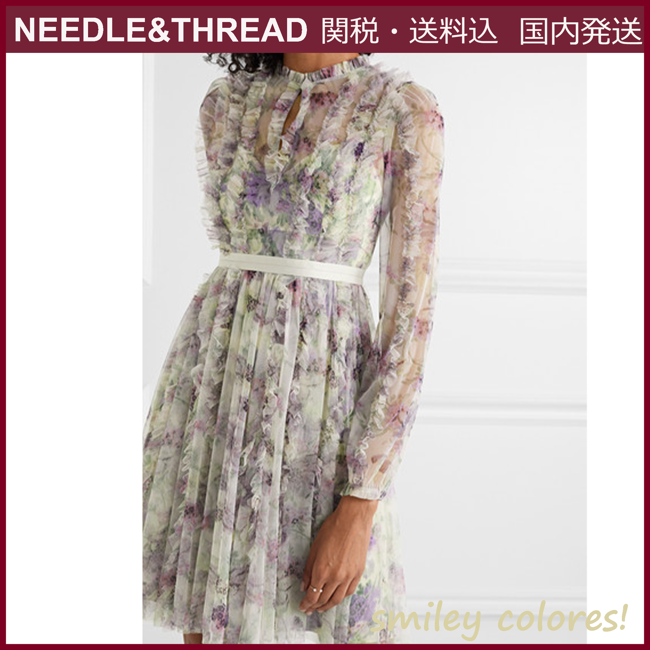 shop needle&thread clothing