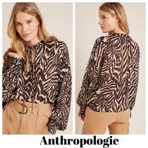 Anthropologie Other Check Patterns Long Sleeves Party Style Elegant Style