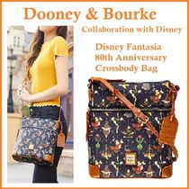 Dooney & Bourke Casual Style Collaboration Shoulder Bags