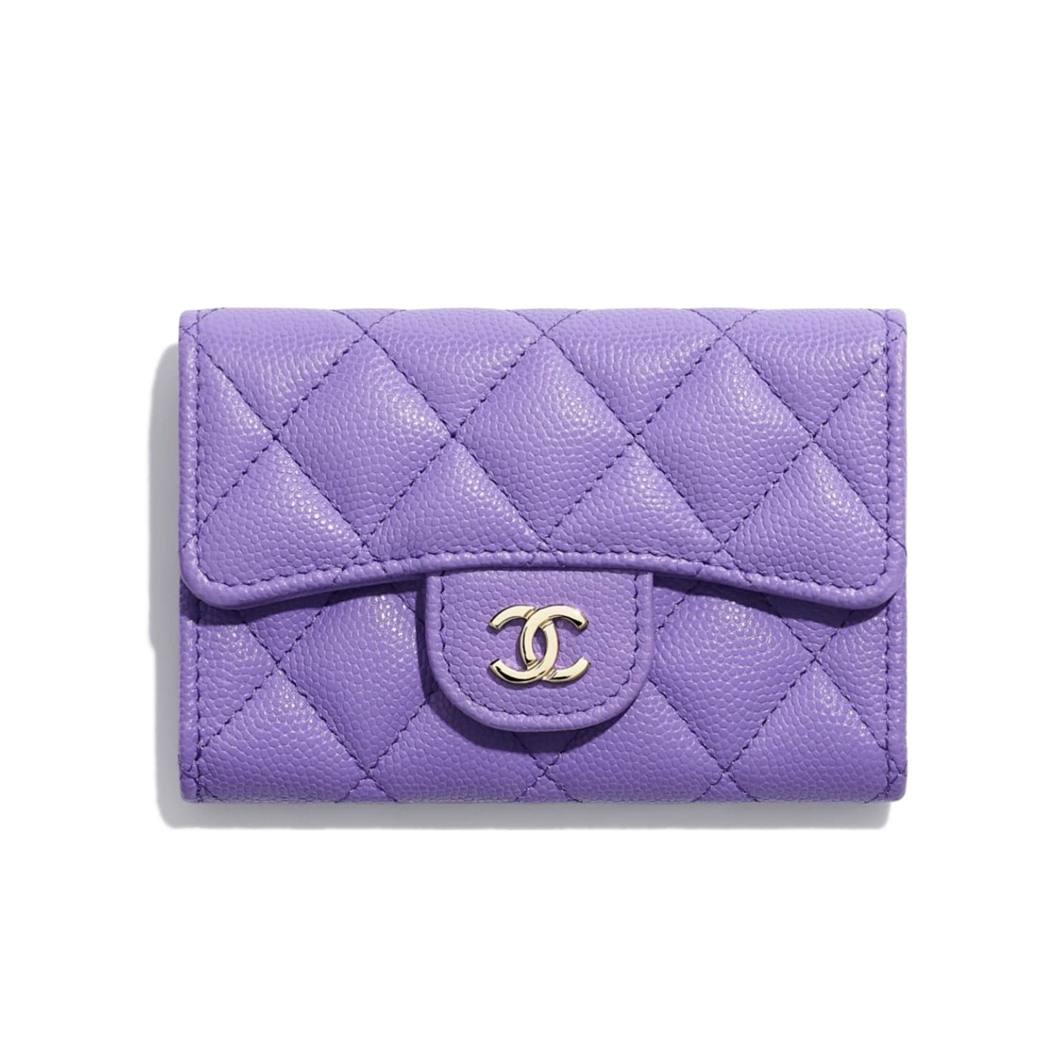 shop chanel wallets & card holders