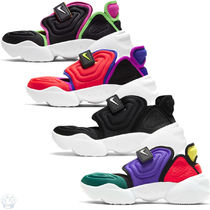 Nike AIR RIFT Casual Style Street Style Office Style Neon Color