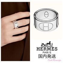 HERMES Eclipse Ruban Ring, Large Model