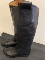 GUCCI Plain Engineer Boots