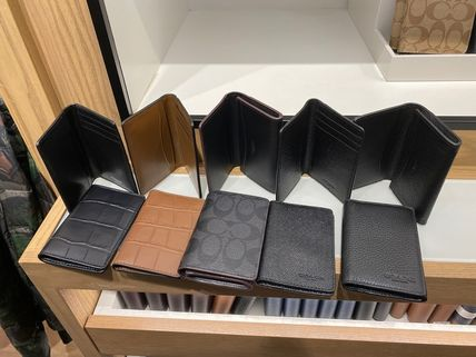 Coach Leather Card Holders