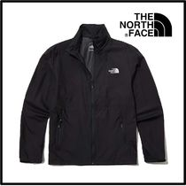 THE NORTH FACE Street Style Plain Logo Jackets