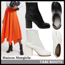 Maison Margiela Casual Style Street Style Leather Boots Boots