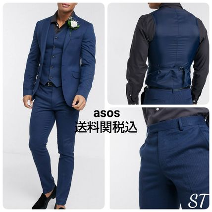 ASOS Co-ord Blended Fabrics Suits