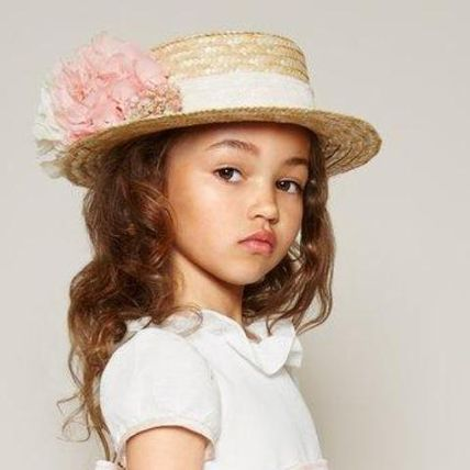 Blended Fabrics With Jewels Kids Girl Accessories