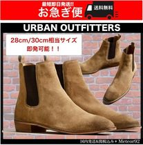 Urban Outfitters Plain Leather Boots