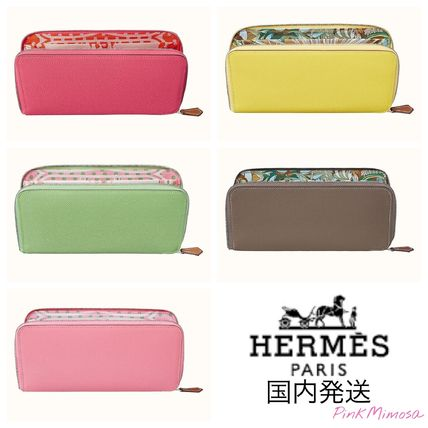 HERMES Long Wallets Long Wallets