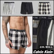 Calvin Klein Cotton Co-ord Trunks & Boxers