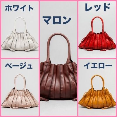 Casual Style Street Style Plain Leather Handmade Party Style