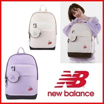 New Balance Casual Style Unisex Street Style Collaboration Backpacks