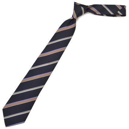Paul Smith Stripes Silk Tiepin Co-ord Bridal Ties