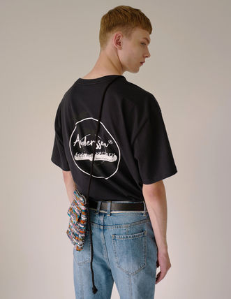 ANDERSSON BELL More T-Shirts Unisex Street Style Logo T-Shirts 3