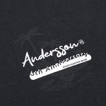 ANDERSSON BELL More T-Shirts Unisex Street Style Logo T-Shirts 6